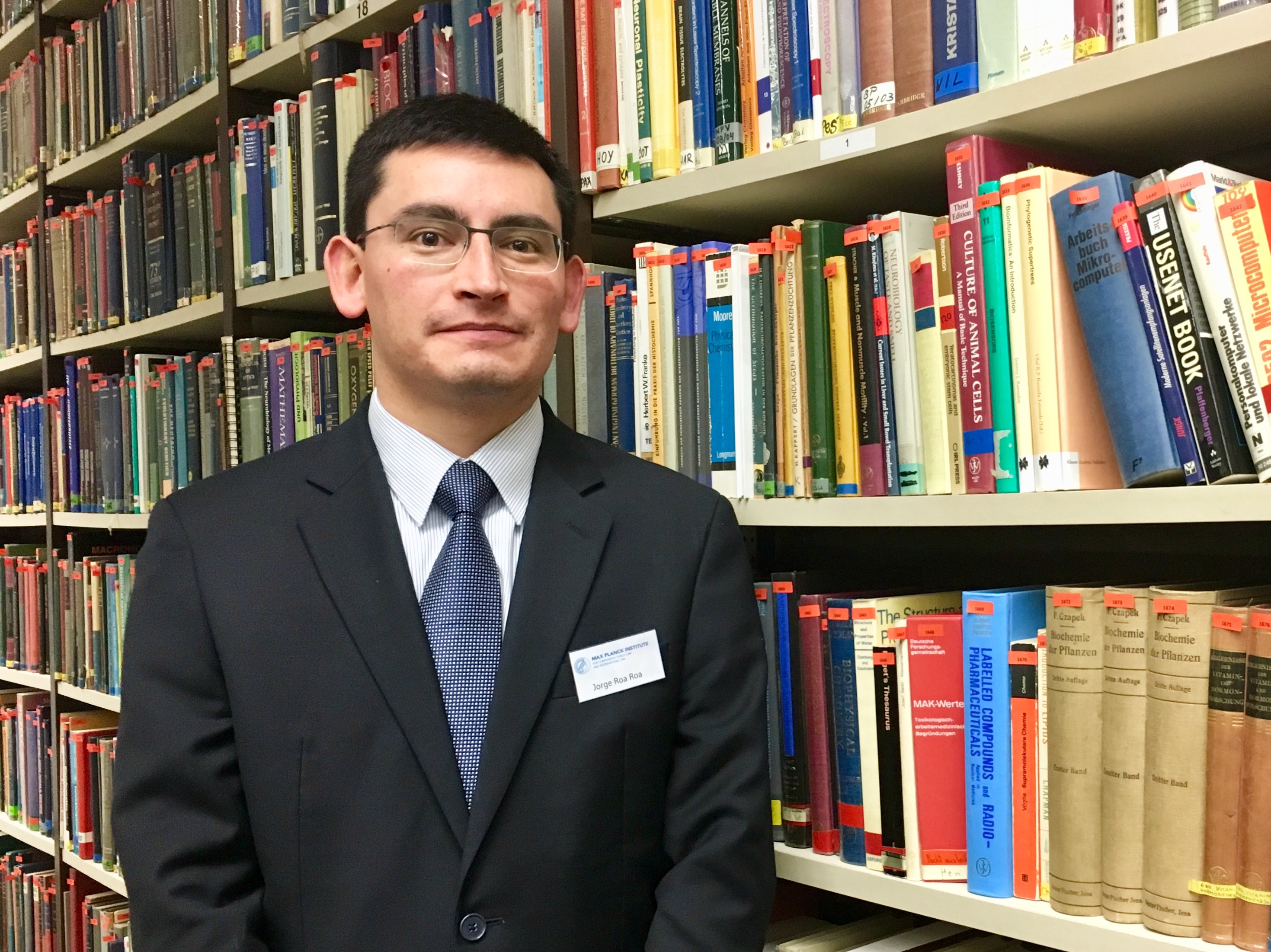 Jorge Ernesto Roa Roa